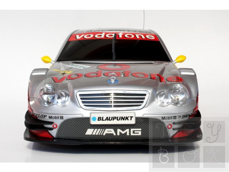 Mercedes-Benz CLK DTM, Rosu/Argintiu