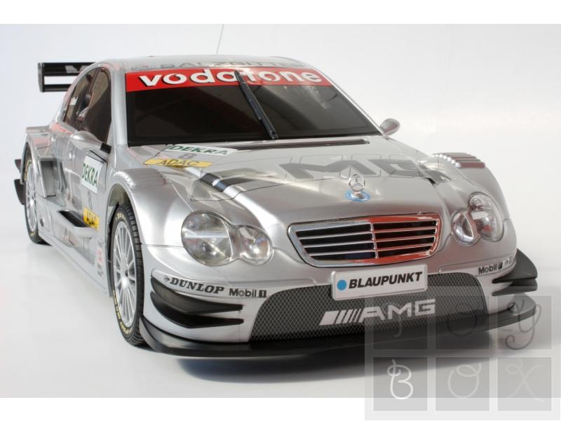 Mercedes-Benz CLK DTM - Argintiu