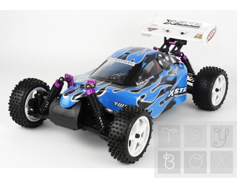 Buggy 4x4 Offroad XSTR V-2010, Scara 1:10