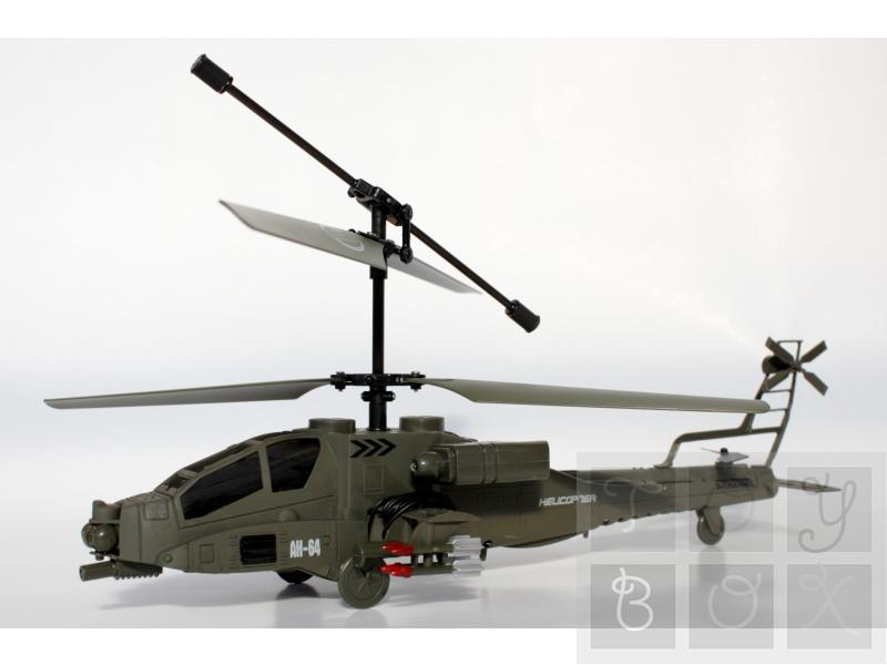 Elicopter Apache SYMA S009, 3 Canale, de Interior, Exterior
