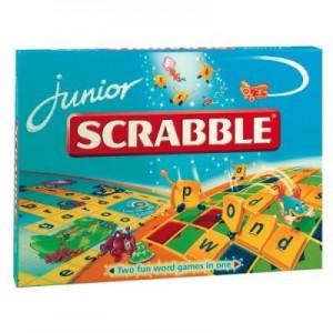 Scrabble Junior (in limba romana)