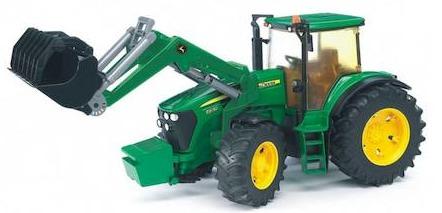 Macheta tractor JOHN DEERE